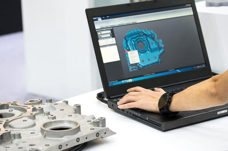 CAD-image-computer