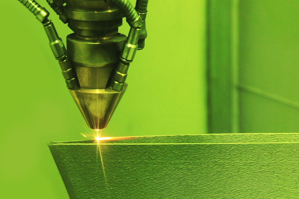 Large Scale Additive MAnufacturing Services