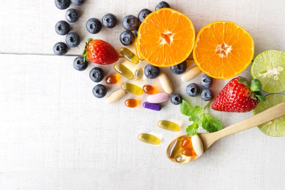 Organic Plant Based Supplements
