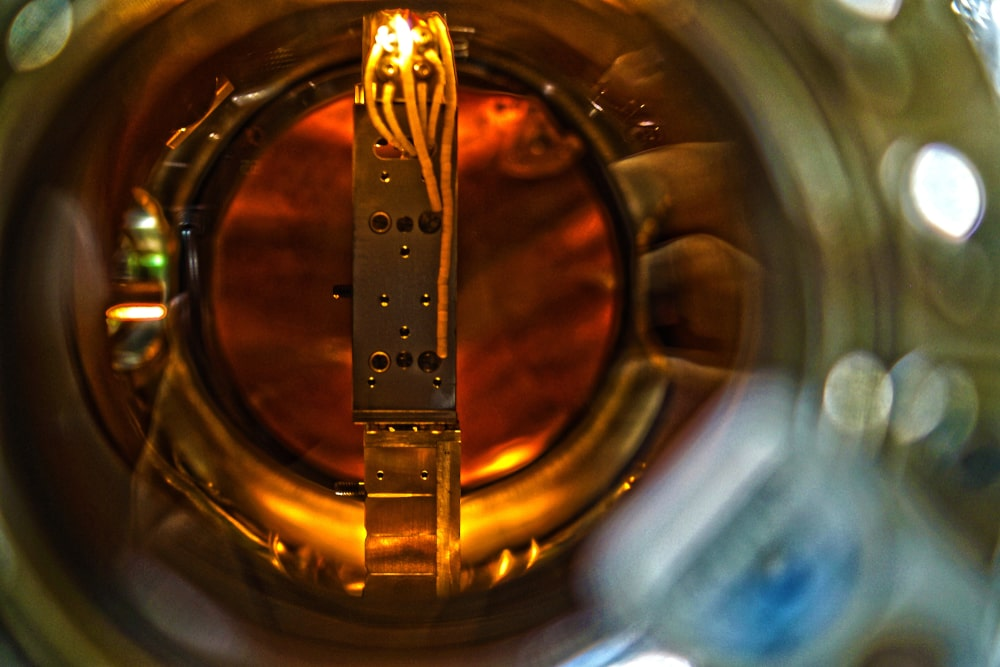 High voltage feedthroughs