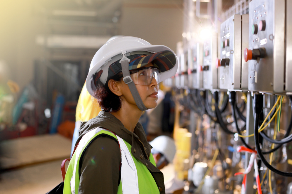 safety-industrial-operations-woman-engineer