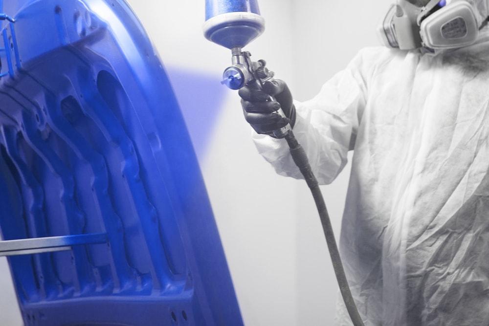 Spray Gun Cleaning Chemicals
