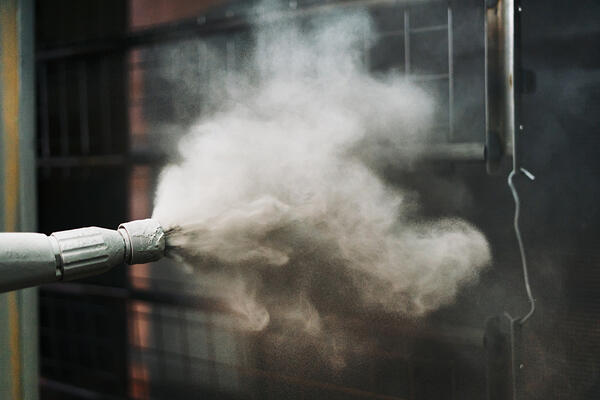 Large Volume Powder Coating Services