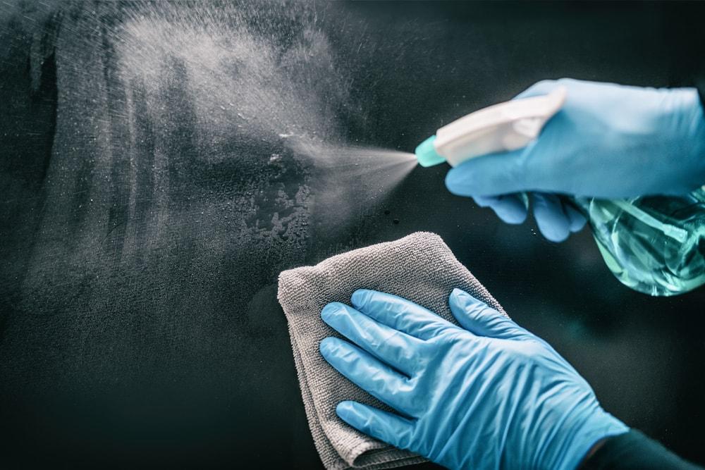 Private Label Disinfectant Sprays