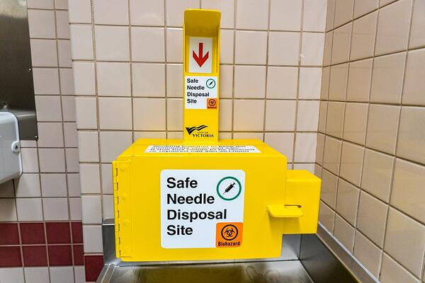 Disposal Boxes