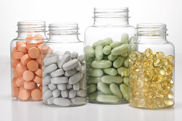 Nutraceutical, Supplement, & Vitamin Packaging