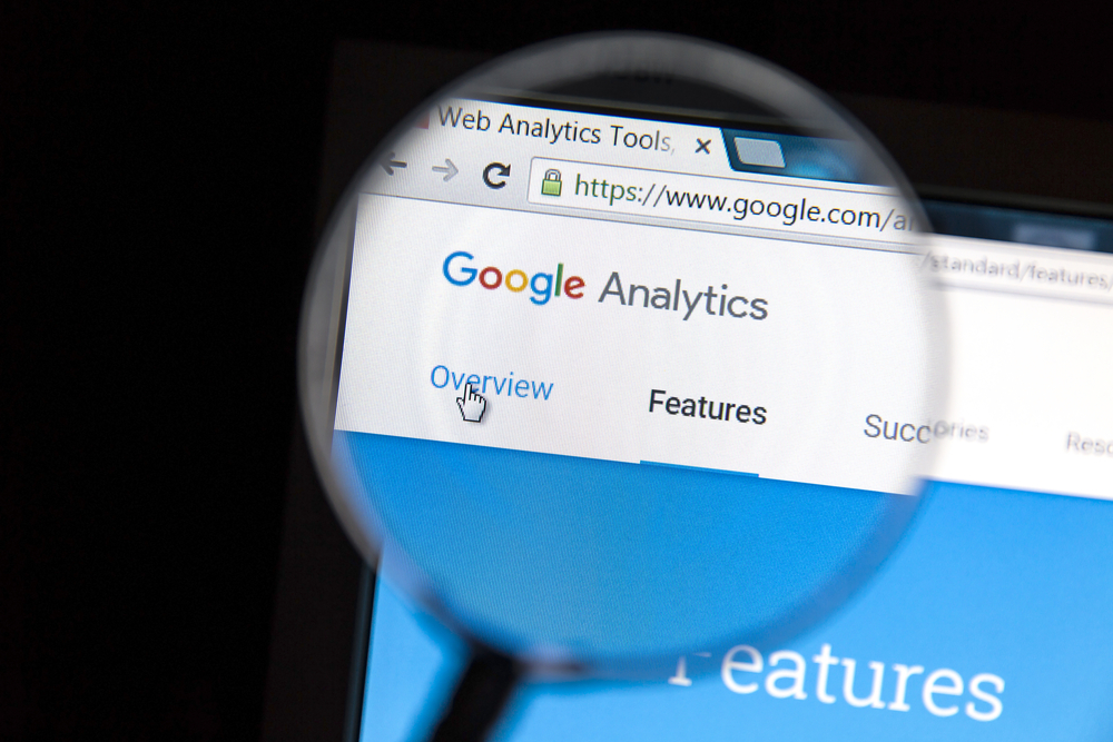 Google analytics vs Thomas Webtrax