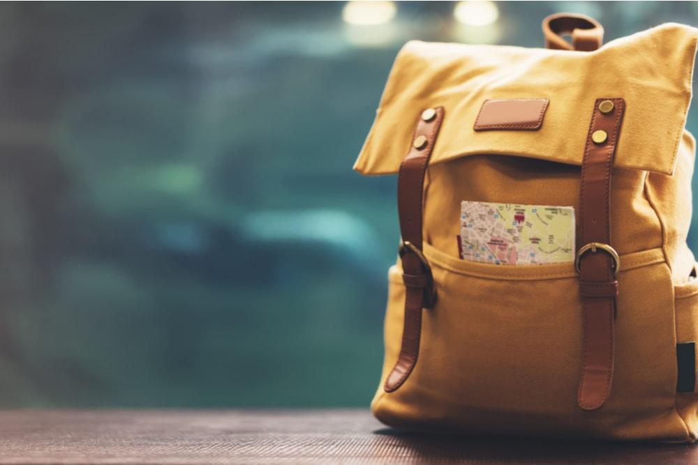 Washable Paper Backpacks