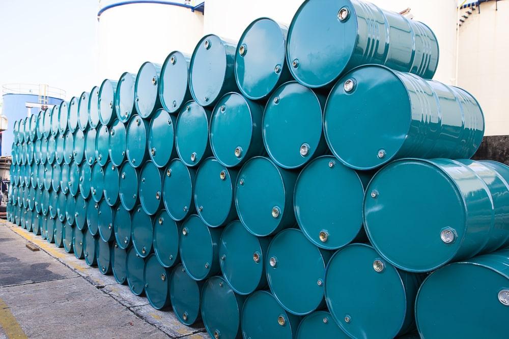 Air Pollution Control Barrels