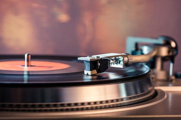 Vinyl Record Stampers