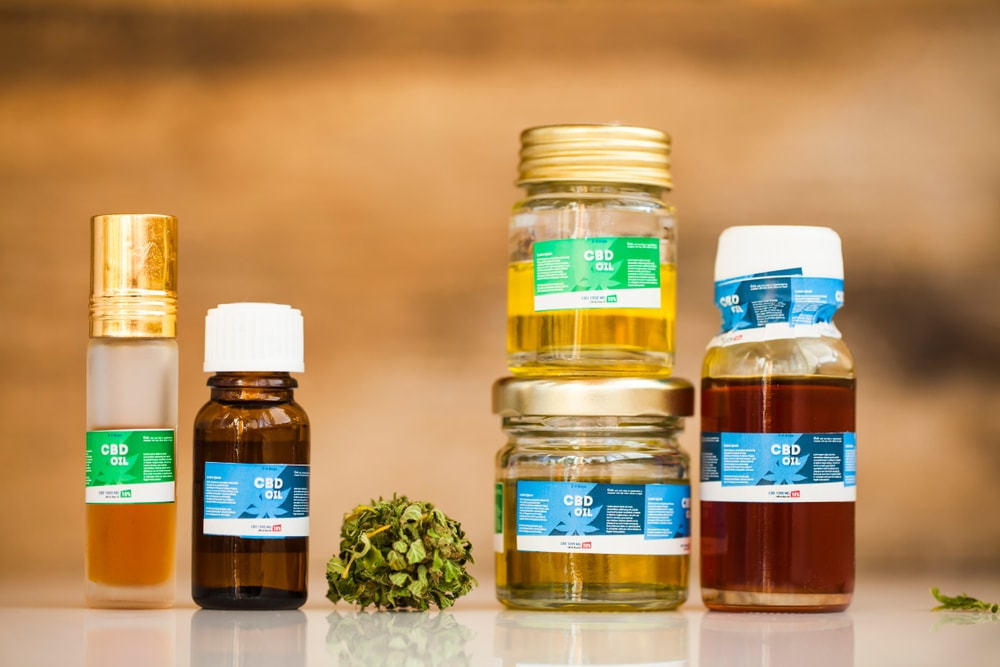 Cannabis & MArijuana Labels