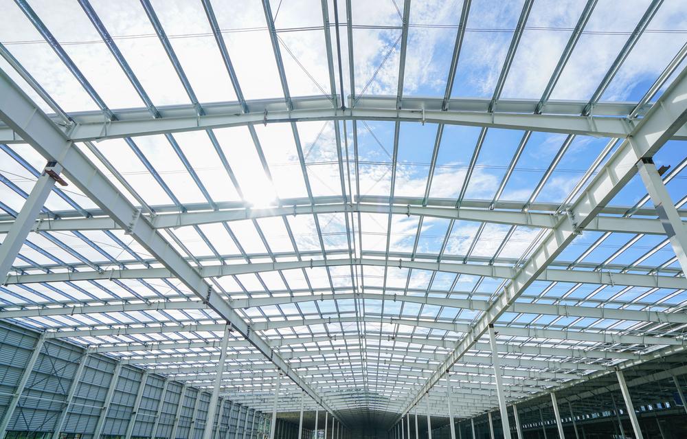 steel beams frames - steel metal company