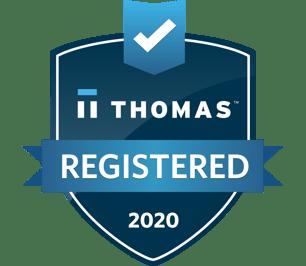 Thomas Registered Badge
