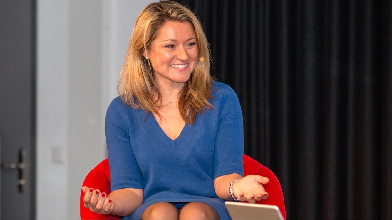 Introducing Charlotte de Brabandt, Rising Supply Chain Star Megawatt Winner