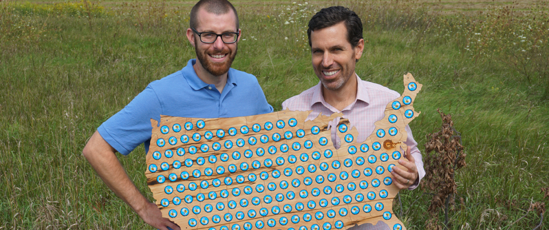 The Men Behind The Maps: How Beer Cap Maps Became A Reality