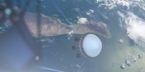 Video: Space Tourism Gets Closer To Becoming A Reality