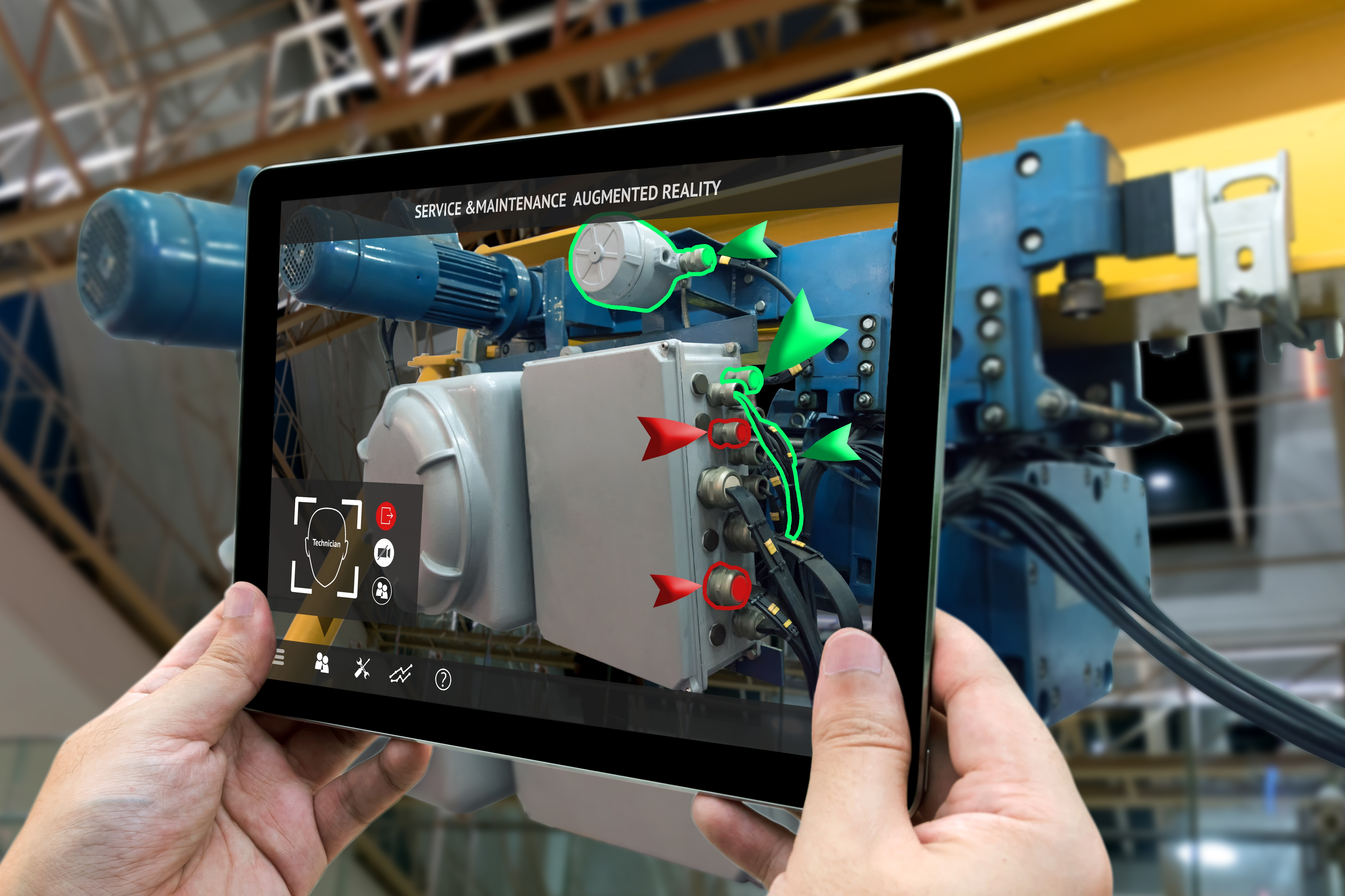 How Augmented Reality Will Disrupt The Manufacturing Industry