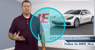 Video: An Eco-Friendly Porsche That Reaches 172 mph