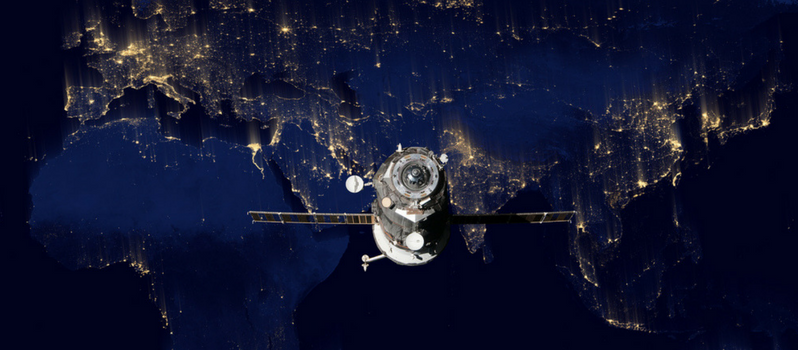 JAXA's Space Junk Cleanup Takes A Turn For The Worse