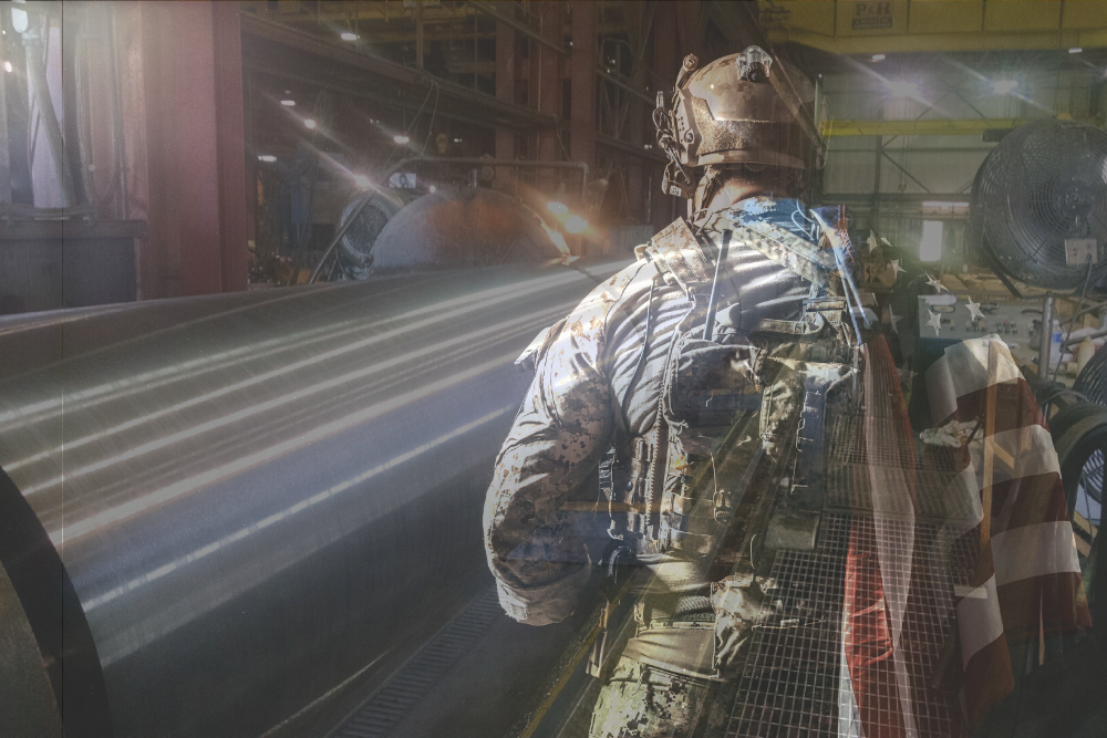A Veteran's Manufacturing Story