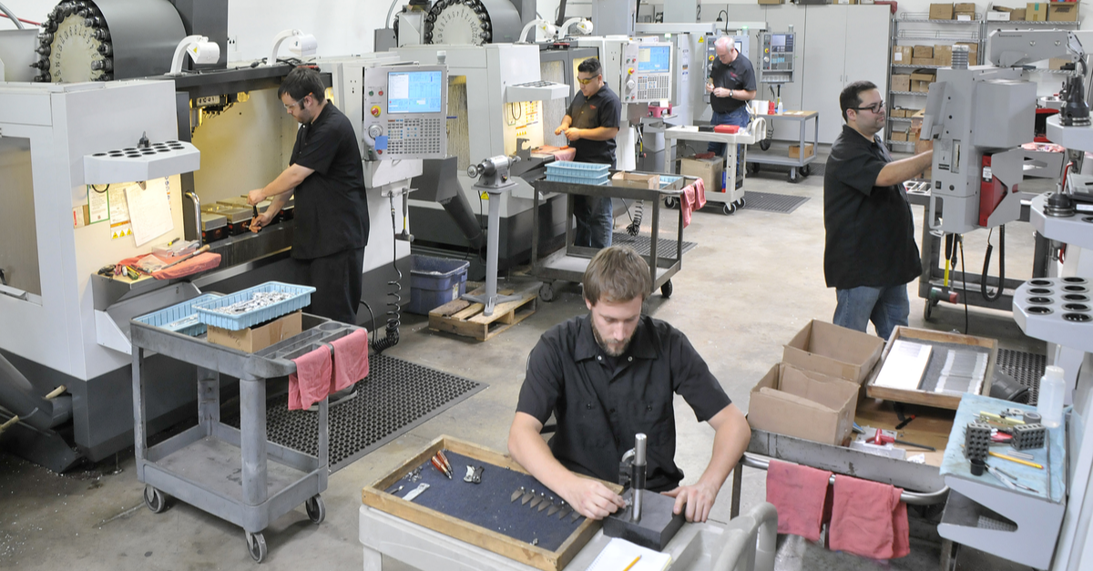 12 Tips For Growing Your CNC Machining Business