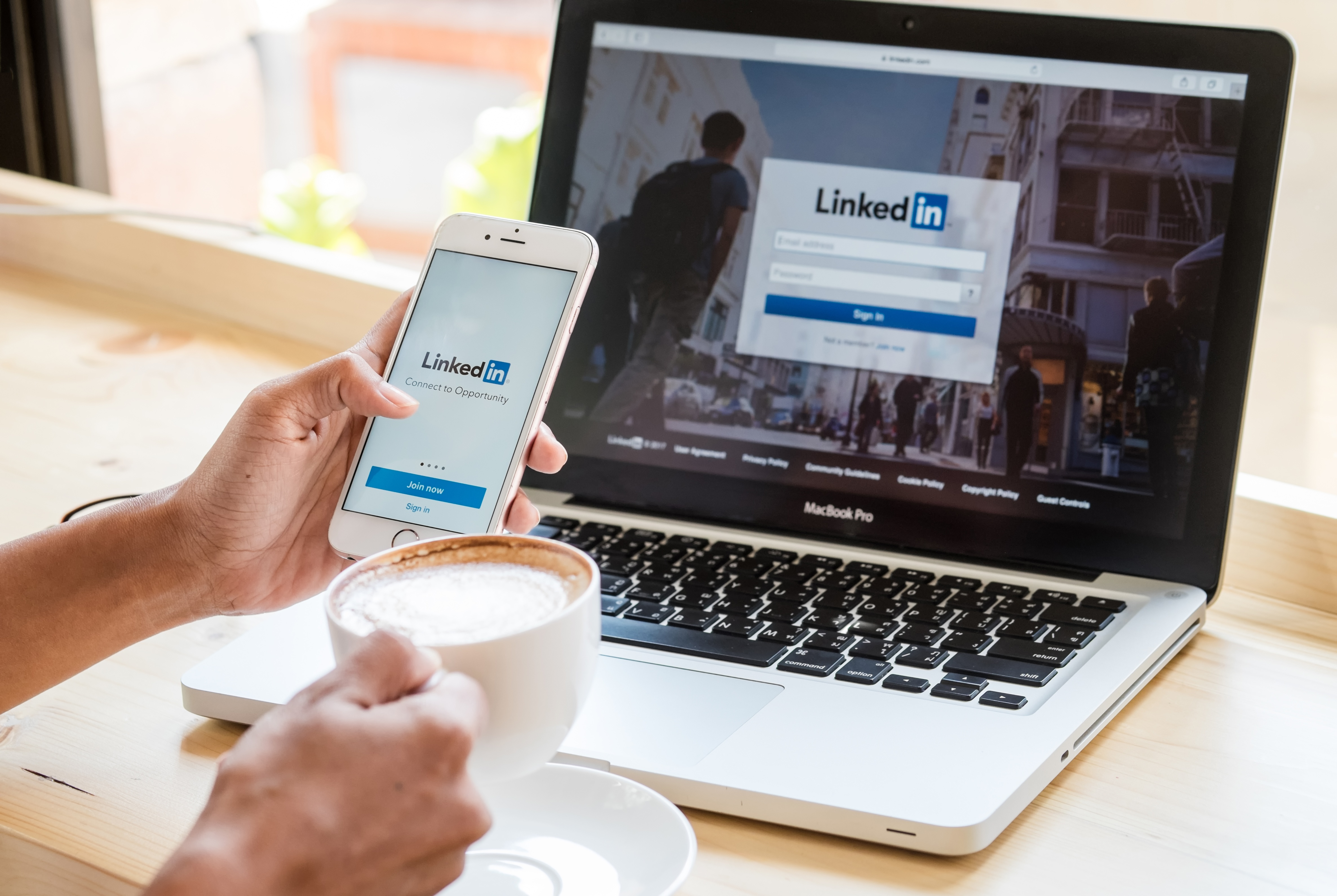 How To Not Be Annoying On LinkedIn