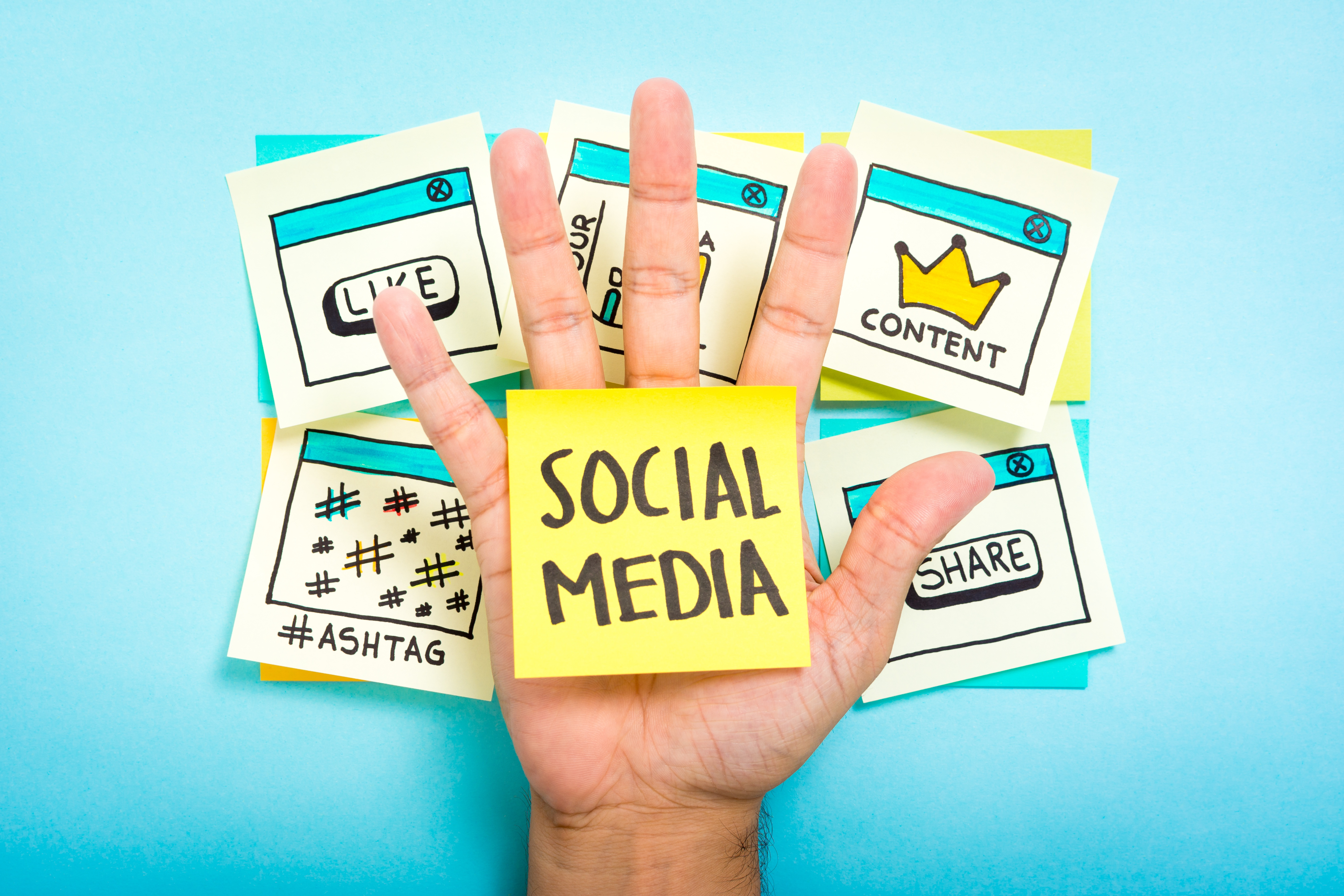 Achieving The Mix Right Of Social Media Content For Manufacturing Marketing