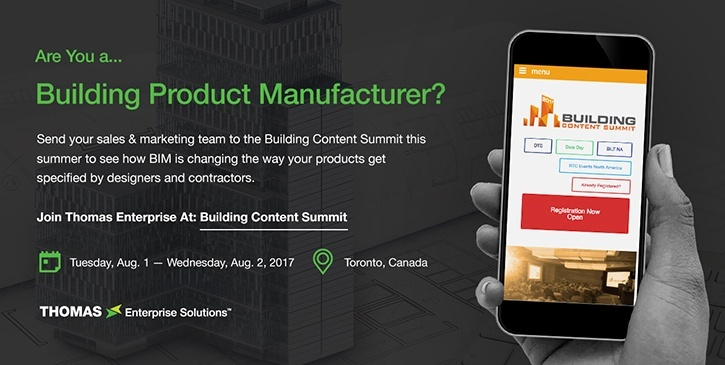 Building Product Manufacturers: Don't Miss The Building Content Summit