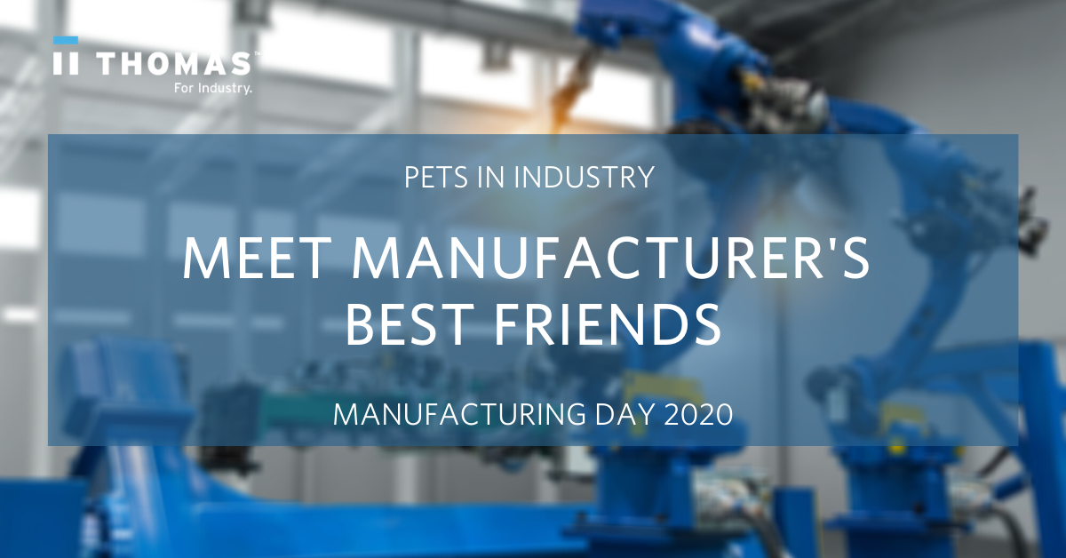 Meet Manufacturer's Best Friends